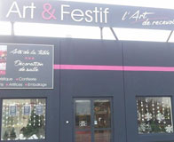 Art & Festif - LA GLACERIE