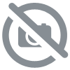 6 ballons anniversaire rouge